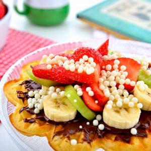 Crunch Waffle