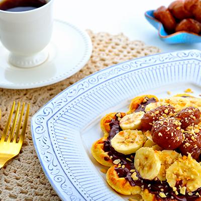 Nutella Klasik Waffle