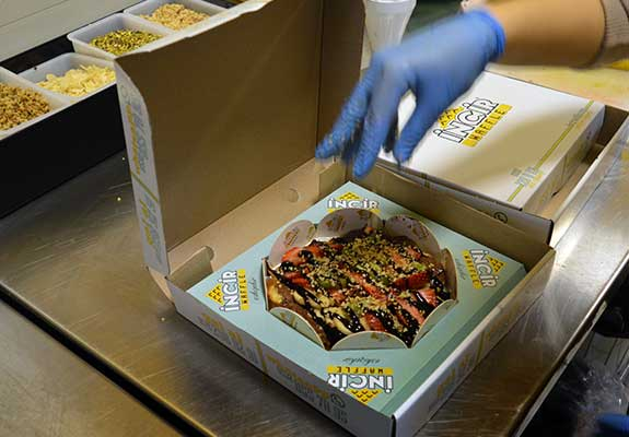 İncir Waffle Cumhuriye Express Şubesi
