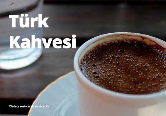 İncir Waffle Türk Kahvesi